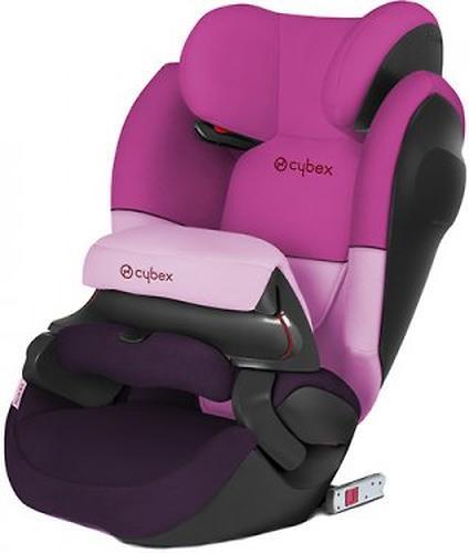 Автокресло Cybex Pallas M-Fix SL Purple Rain (1)