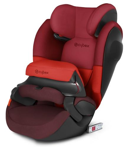 Автокресло Cybex Pallas M-Fix SL Rumba Red (1)