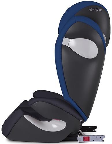 Автокресло Cybex Pallas M-fix Royal Blue (9)