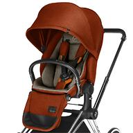 Сиденье LUX для коляски Cybex Priam Autumn Gold