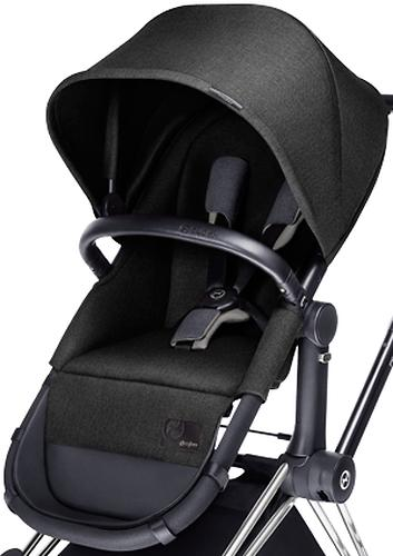 Сиденье 2в1 Priam Light Seat RB Happy Black (3)