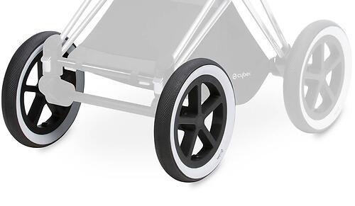 Шасси Matt Black All Terrain для коляски Cybex PRIAM (10)