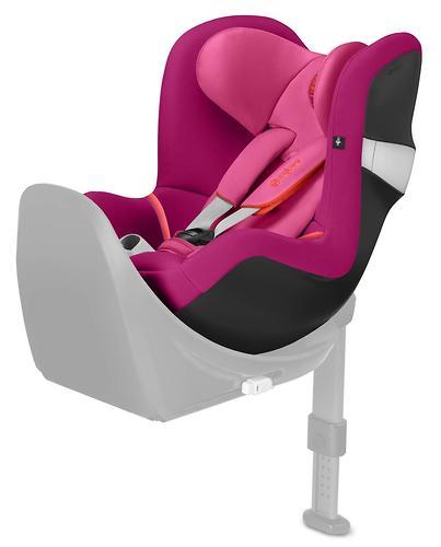 Автокресло Cybex Sirona M2 i-Size Passion Pink (7)
