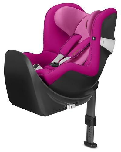 Автокресло Cybex Sirona M2 i-Size and Base M Fancy Pink (7)