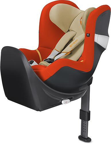 Автокресло Cybex Sirona M2 i-Size and Base M Autumn Gold (7)