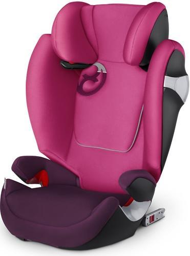 Автокресло Cybex Solution M-fix Mystic Pink (3)