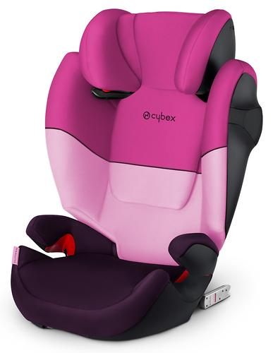 Автокресло Cybex Solution M-Fix Purple Rain (6)