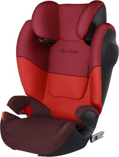 Автокресло Cybex Solution M-Fix SL Rumba Red (3)