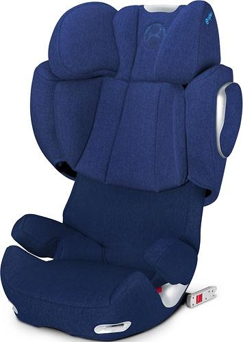 Автокресло Cybex Solution Q2-fix Plus Royal Blue (10)