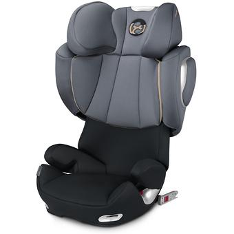 Автокресло Cybex Solution Q3-fix Graphite Black - Minim