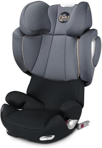 Автокресло Cybex Solution Q3-fix Graphite Black (8)