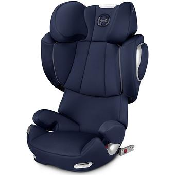 Автокресло Cybex Solution Q3-fix Midnight Blue - Minim