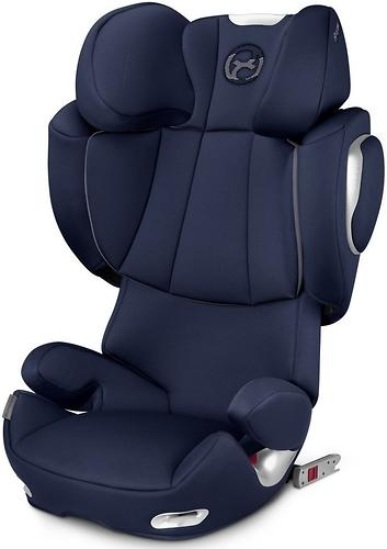 Автокресло Cybex Solution Q3-fix Midnight Blue (8)