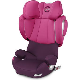 Автокресло Cybex Solution Q3-fix Mystic Pink - Minim