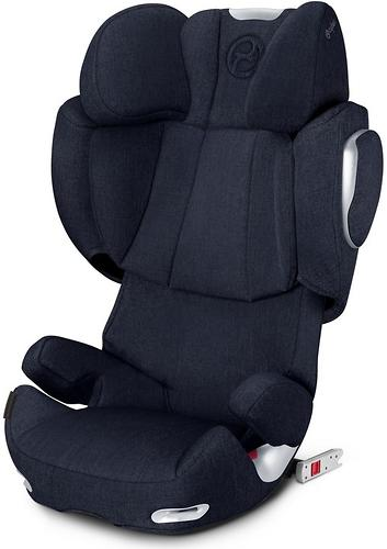 Автокресло Cybex Solution Q3-fix Plus Midnight Blue (8)