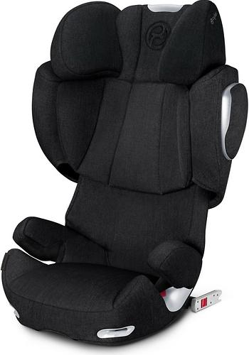 Автокресло Cybex Solution Q3-fix Plus Stardust Black (8)