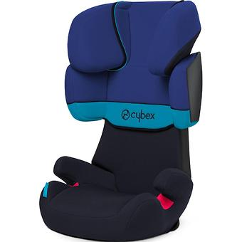 Автокресло Cybex Solution X Blue Moon - Minim