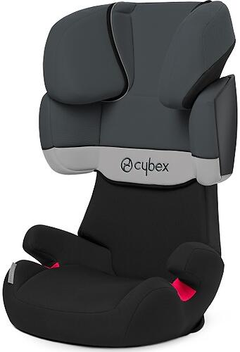 Автокресло Cybex Solution X Gray Rabbit (6)