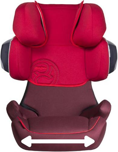 Автокресло Cybex Solution X2-Fix Blue Moon (10)