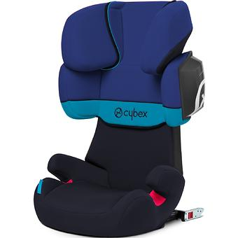 Автокресло Cybex Solution X2-Fix Blue Moon - Minim