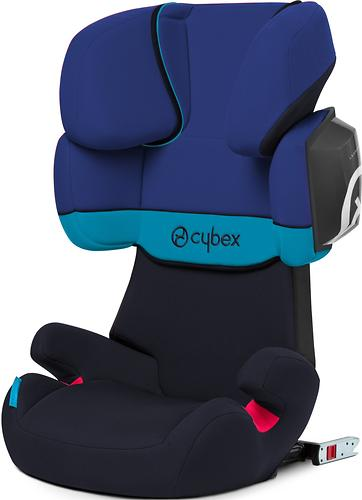 Автокресло Cybex Solution X2-Fix Blue Moon (8)