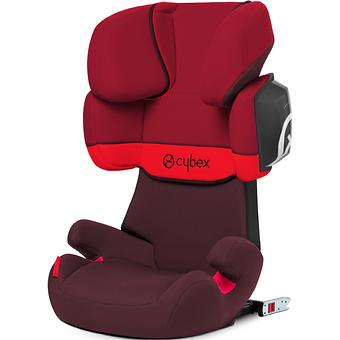 Автокресло Cybex Solution X2-Fix Rumba Red - Minim