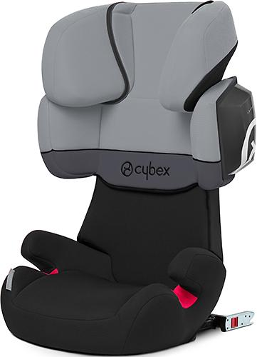 Автокресло Cybex Solution X2-Fix Cobblestone (8)