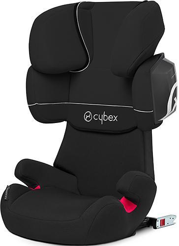 Автокресло Cybex Solution X2-Fix Pure black (8)