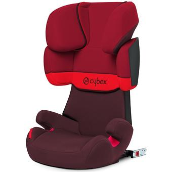 Автокресло Cybex Solution X-Fix Rumba Red - Minim