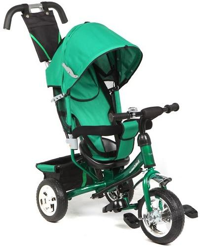 Велосипед Capella Action Trike II 3-х колесный Green (1)