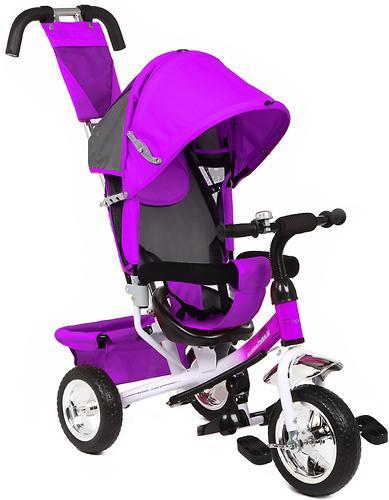 Велосипед Capella Action Trike II 3-х колесный Purple (1)