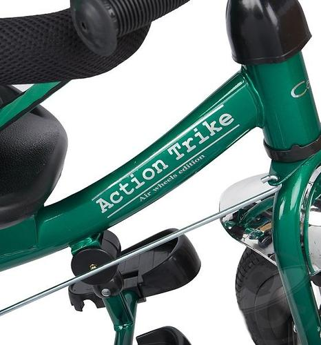 Велосипед Capella Action Trike (A) 3-х колесный Ultramarine (11)