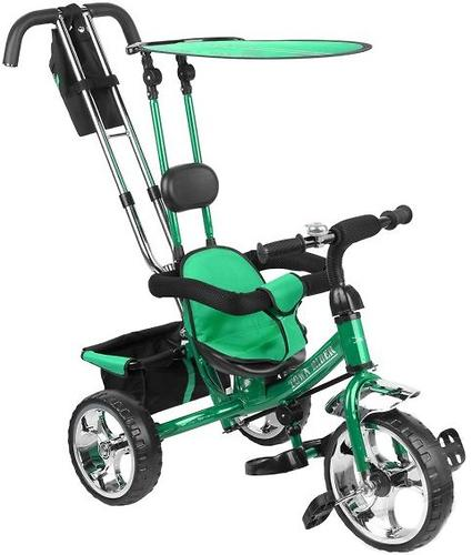 Уценка! Велосипед Capella Town Rider 3-х колесный Green (5)