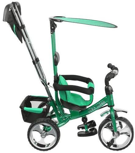 Уценка! Велосипед Capella Town Rider 3-х колесный Green (6)