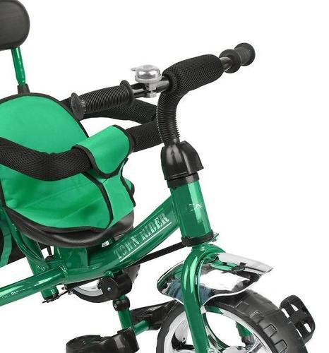 Уценка! Велосипед Capella Town Rider 3-х колесный Green (8)