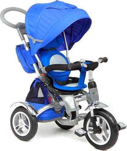Велосипед 3-х колесный Capella Twist Trike 360 Blue (3)