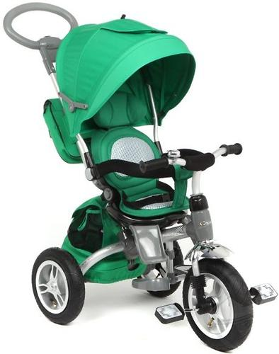 Велосипед 3-х колесный Capella Twist Trike 360 Green (3)