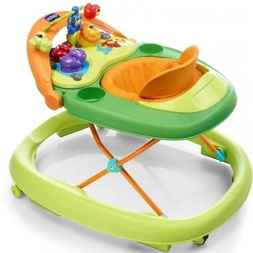 Ходунки Chicco Walky Talky Baby Walker Green Wave (10)
