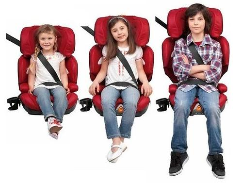 Автокресло Chicco Oasys 2-3 Red Passion (15-36 kg) 3+ (15)