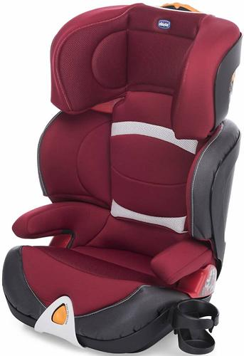 Автокресло Chicco Oasys 2-3 Red Passion (15-36 kg) 3+ (9)