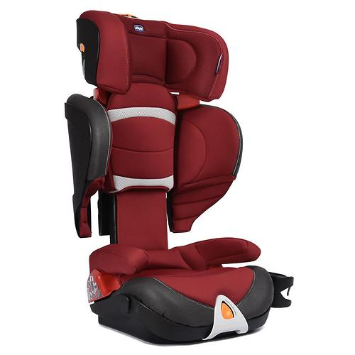 Автокресло Chicco Oasys 2-3 Red Passion (15-36 kg) 3+ (10)
