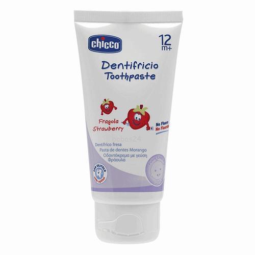 Зубная паста со вкусом клубники Chicco (1)