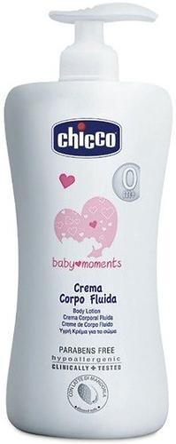 Лосьон для тела Chicco детский Baby moments с миндальным молочком 500 мл (1)