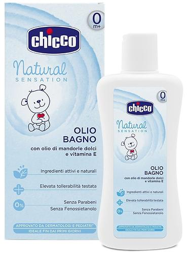 Масло для купания Chicco Natural Sensation 200 мл (3)