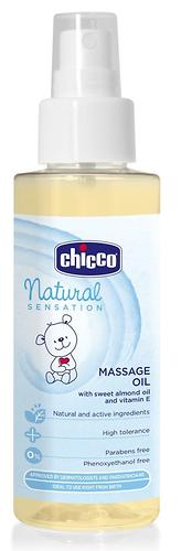 Массажное масло Chicco Natural Sensation 100 мл (3)