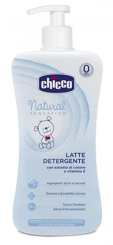 Молочко для тела Chicco Natural Sensation 300 мл (1)