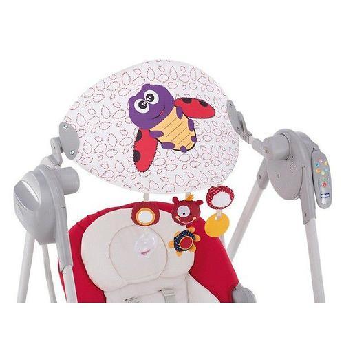 Кресло-качалка Polly Swing Up Paprika (14)