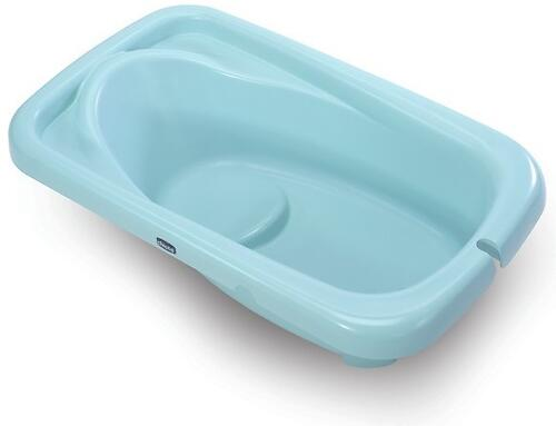 Столик для пеленания+ванночка Chicco Cuddle-Bubble Eucalyptus (17)