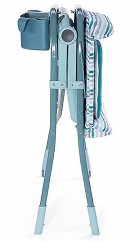 Столик для пеленания+ванночка Chicco Cuddle-Bubble Eucalyptus (15)