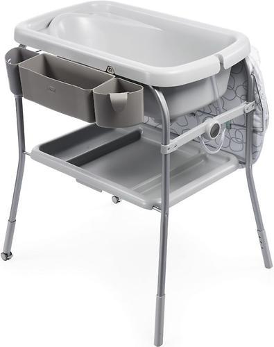 Столик для пеленания+ванночка Chicco Cuddle-Bubble Sage (7)